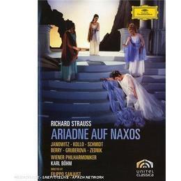 Strauss - Ariadne Auf Naxos (Bohm, Wiener Philharmoniker) [DVD] [2008]